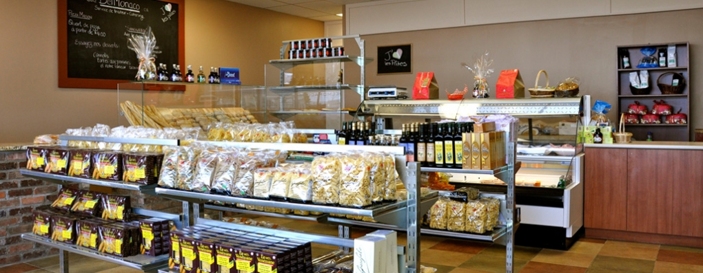 Visit our store for a selection of over 30 different pasta sauces and over 20 different kinds of pasta. Everything is made in house!
